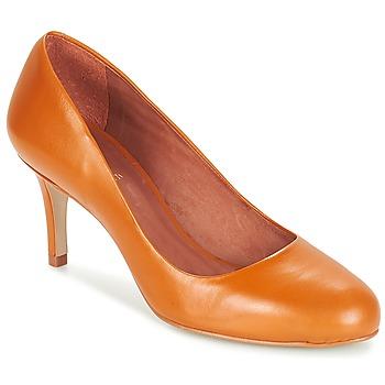 Shoes Women Heels André FLAVIE Brown / Orange