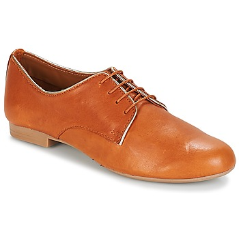 Shoes Women Derby Shoes André COMPERE Brown