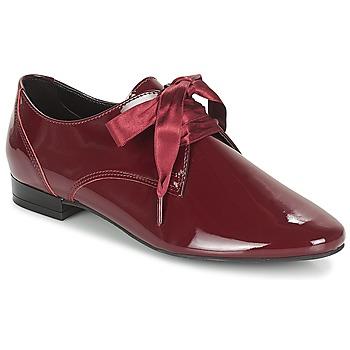 Shoes Women Derby Shoes André GOURMANDISE Bordeaux
