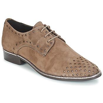 Shoes Women Derby Shoes André TWIN Beige