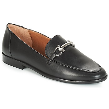 Shoes Women Loafers André FLAVIGNY Black