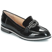 Shoes Women Loafers André AMETHYSTE Black