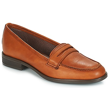 Shoes Women Loafers André TILDE Brown