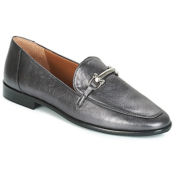 Shoes Women Loafers André FLAVIGNY Silver