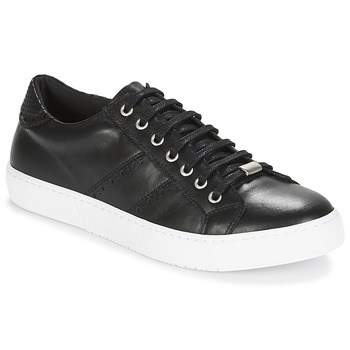 Shoes Women Low top trainers André BERKELEY Black
