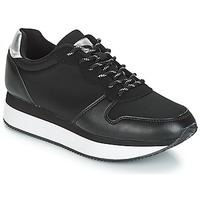 Shoes Women Low top trainers André TYPO Black