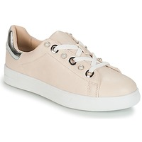 Shoes Women Low top trainers André TIMORE Beige