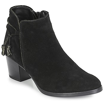 Shoes Women Ankle boots André MISTINGUETTE Black