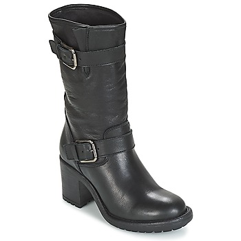 Shoes Women High boots André TERRIFIC Black