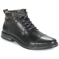 Shoes Men Mid boots André VERON Black