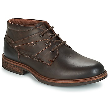 Shoes Men Mid boots André TYROL Brown