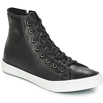 Shoes Men Hi top trainers André CONCERT Black
