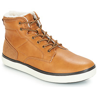 Shoes Men Hi top trainers André INUIT Brown