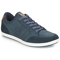 Shoes Men Low top trainers André MYCONOS Marine