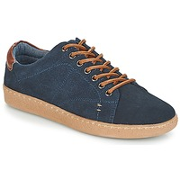 Shoes Men Low top trainers André LENNO Marine