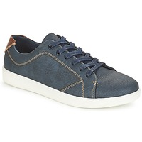 Shoes Men Low top trainers André TANGON Marine