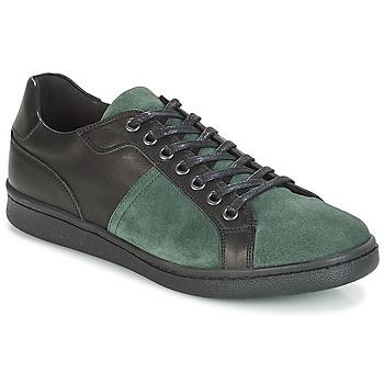 Shoes Men Low top trainers André AURELIEN Green