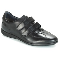 Shoes Men Low top trainers André FACILE Black