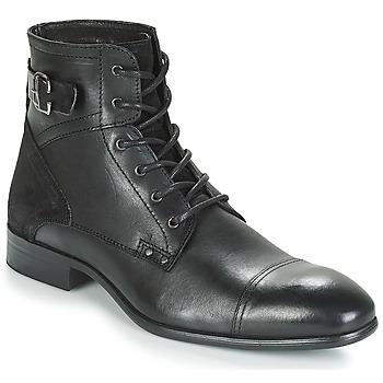 Shoes Men Mid boots André PHILIPPE Black