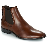 Shoes Men Mid boots André ETNA Brown