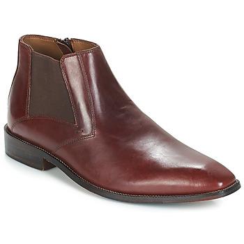 Shoes Men Mid boots André FLORIAN Brown