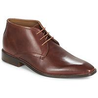 Shoes Men Brogues André PIO Brown