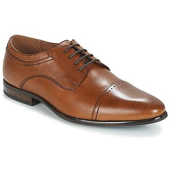 Shoes Men Derby Shoes André VENISE Brown