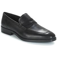Shoes Men Loafers André MOC Black