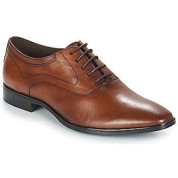 Shoes Men Brogues André MILORD Brown