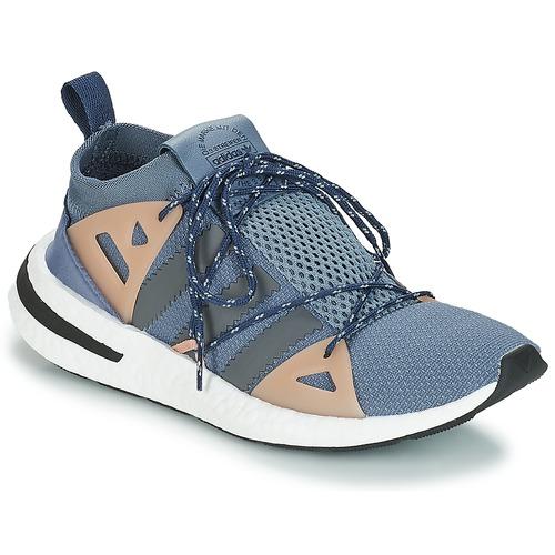 Shoes Women Low top trainers adidas Originals ARKYN W Grey / Beige
