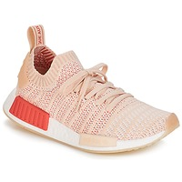 Shoes Women Low top trainers adidas Originals NMD R1 STLT PK W White