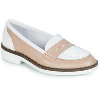 Shoes Women Loafers André NINOU Beige