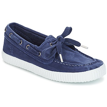 Shoes Boy Boat shoes André LE NAVIRE Marine