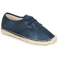Shoes Women Espadrilles André DANCEFLOOR Marine