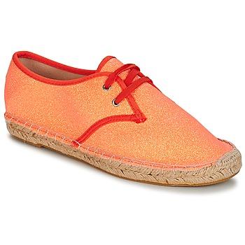Shoes Women Espadrilles André DANCEFLOOR Coral