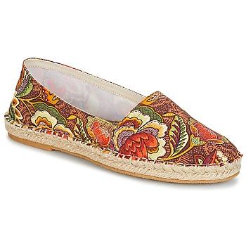 Shoes Women Espadrilles André JAMAIQUE Multicoloured
