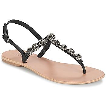 Shoes Women Sandals André LAHORI Black