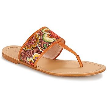 Shoes Women Flip flops André JERSEY Multicoloured
