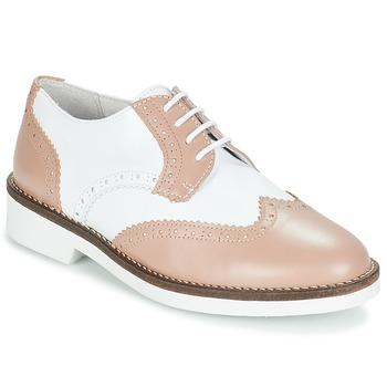 Shoes Women Derby Shoes André CASPER Beige