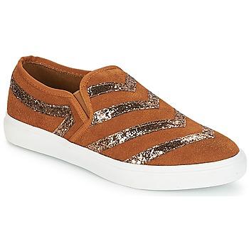 Shoes Women Slip-ons André LOUXOR Brown