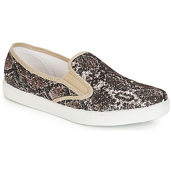 Shoes Women Slip-ons André SAUVAGE Beige