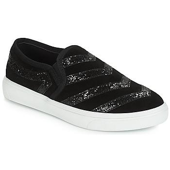 Shoes Women Slip-ons André LOUXOR Black