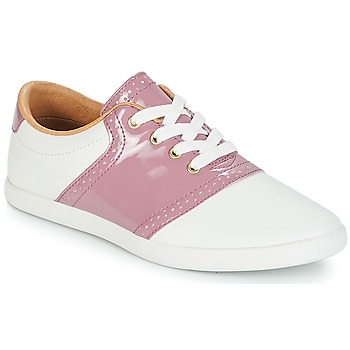 Shoes Women Low top trainers André LIZZIE Pink