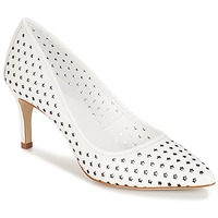 Shoes Women Heels André LOUNA White