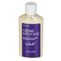 Shoe accessories Care Products André CREME DELICATE Neutral