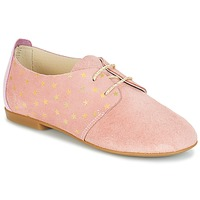Shoes Girl Derby Shoes André CELESTINE Pink