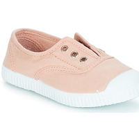 Shoes Girl Slip-ons André LES VACANCES Pink