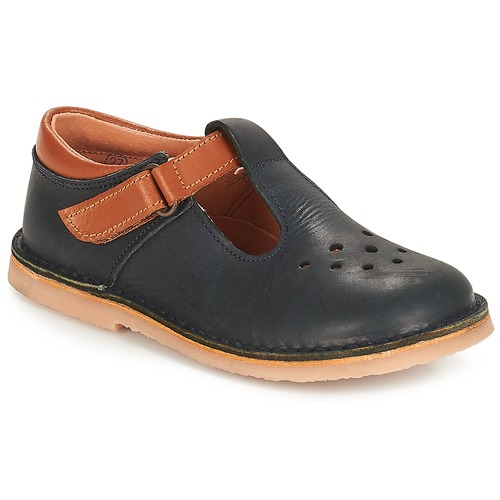 Shoes Girl Flat shoes André SUD OUEST Marine