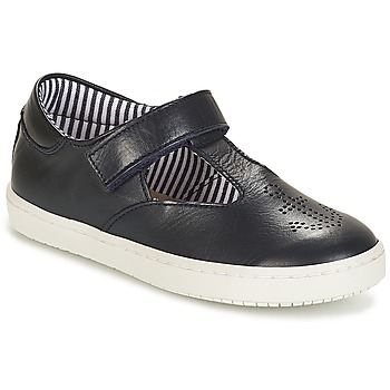 Shoes Girl Flat shoes André ANCRAGE Black