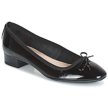 Shoes Women Flat shoes André PAROSA Black